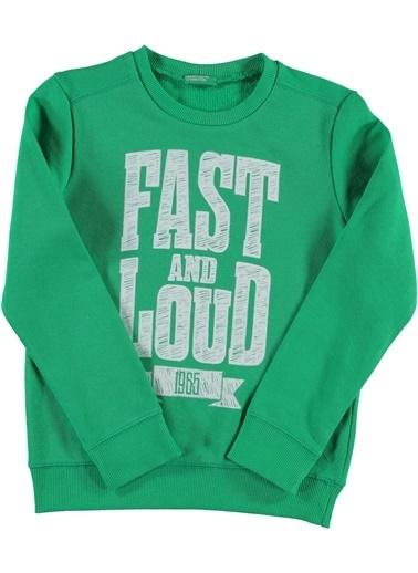 Sweatshirt-012 Benetton